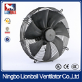 With 36 years experience EC axial cooler flow fans 400mm