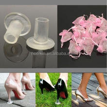 Party dance PVC plastic high shoe heel protectors