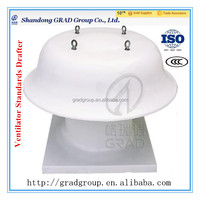Hot selling good quality roof top exhaust fans