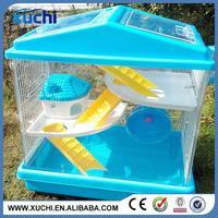Good quality pet furniture high quality hamster cage/animal cage/pet cage fun home small animal cage