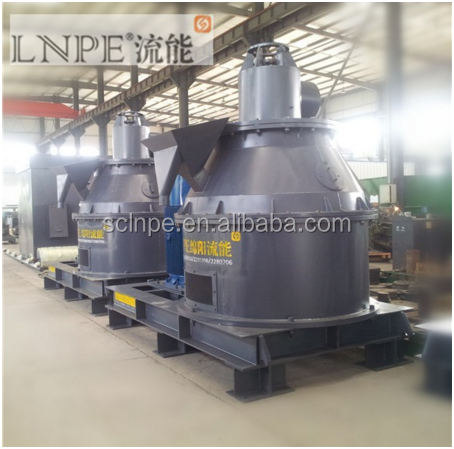 Corn/Maize/Grain Fine Powder Impact Mill/Grinding Machine