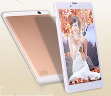 android system 4G calling 8 inch tablet pc metal cover 1GB RAM 8GB ROM