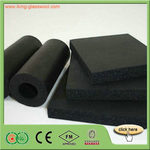 Insulation Rubber Sheet ISO Rubber Foam Insulation Tube