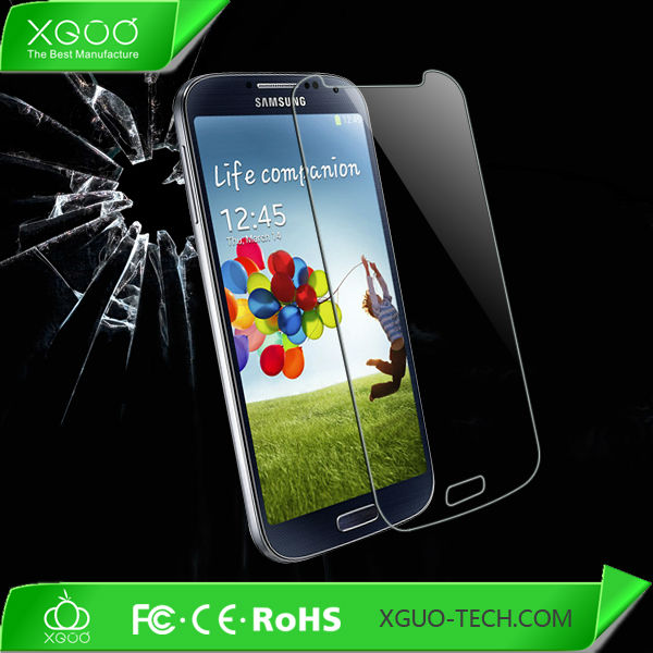 antishocking sensitive tempered glass screen protectors s4