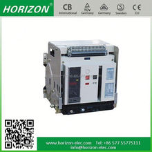 YHW1 4 poles air circuit breaker