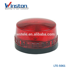 LTE-5061 Red Yellow Blue Green Safety Led Traffic Warning Light