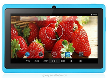 "Hot-selling 7"" android 4.0 A13 best cheap android tablet Q88 with LED backlight and wifi"