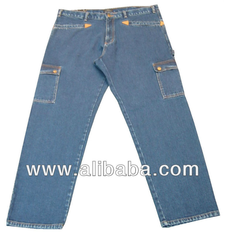 WORKER JEANS PANTS