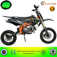 Fashional 150cc pit bike CRF70 style, with Lifan engine, up-side-down front forks and alluminium rims