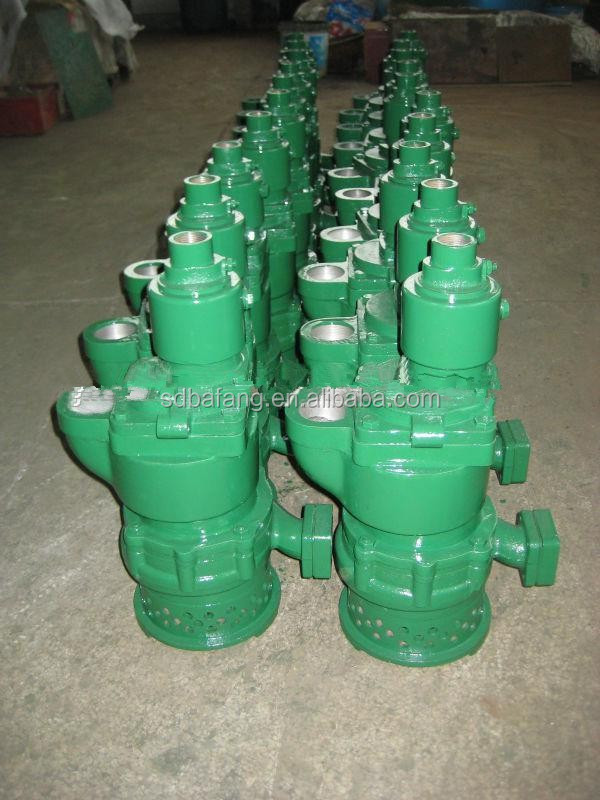 Reasonable Priced QYW25-70 wind-driven flushing sewage submersible pump
