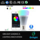bluetooth music changing led bulb lamp lighting bluetooth control christmas lights