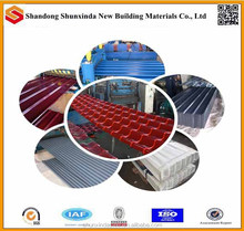 all kinds of tile type roofing sheet wave tile