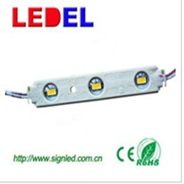 led modules profile 5630 3 chips Injected Led Modules