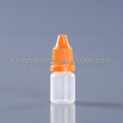 5ml 10ml plastic smoke oil bottle