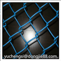 DJ 2016 vinyl coated welded wire fence for decoration