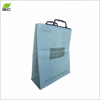 Cheap Custom Printed Logo Shopping Carrying Packing Bag Plastics For Gife