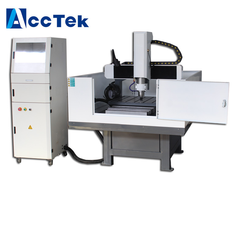 cast iron table mini desktop metal cnc router machine