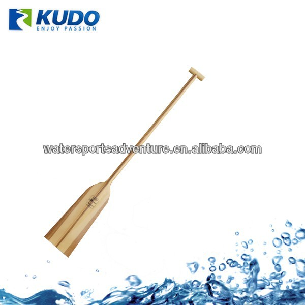 IDBF Dragon Boat Wood Carbon Paddle