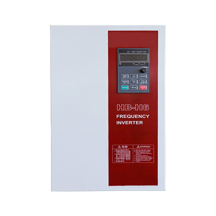 22KW single phase to 3 phase ac drive VFD 60Hz 50Hz frequency converter