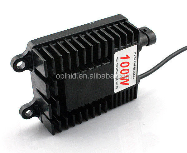 Auto part high power AC 12V 100W HID xenon ballast normal ballast 14 months warranty