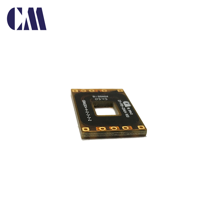 Electrically Neutral Thermal Path Single Layered Pcb Assembly