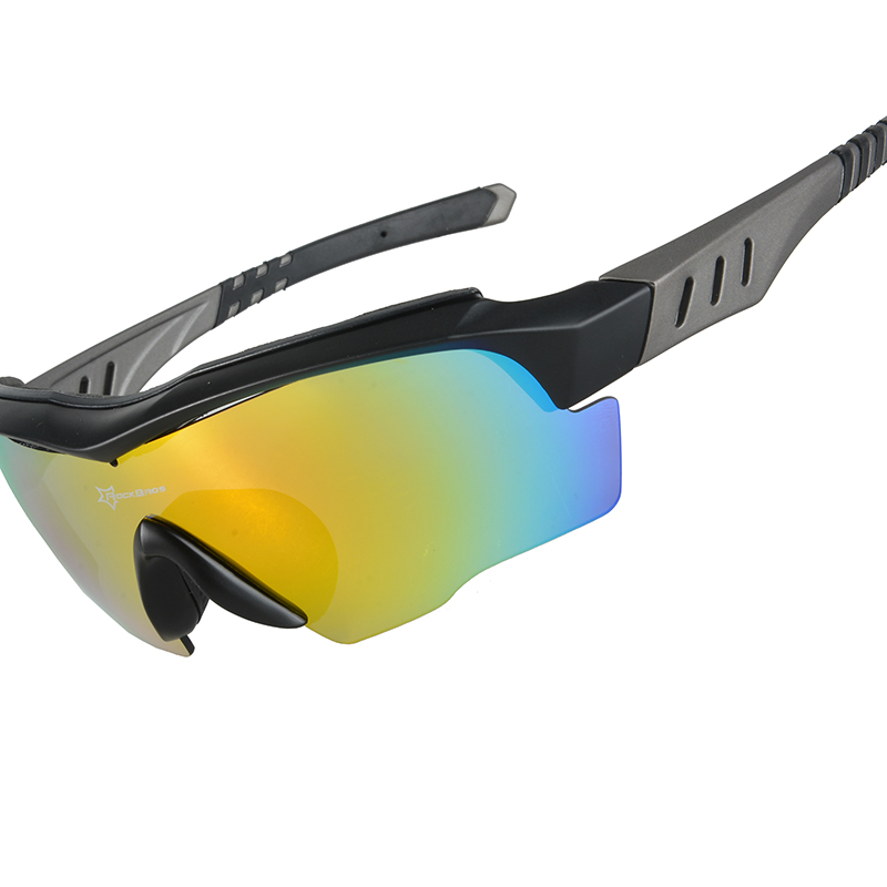 Polarized Bike Eyewear Sports Sunglasses