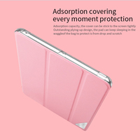 EXCO New Arrival Candy colors Auto Sleep Protective case for iPad Mini 4 ,