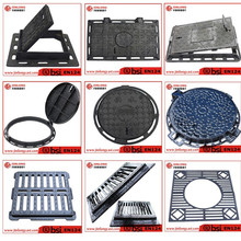 Top Quality cast iron manhole cover