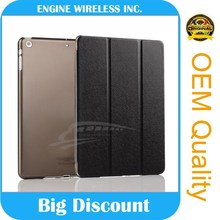 mobile accessories wholesale wallet leather case cover for ipad 2 3 4