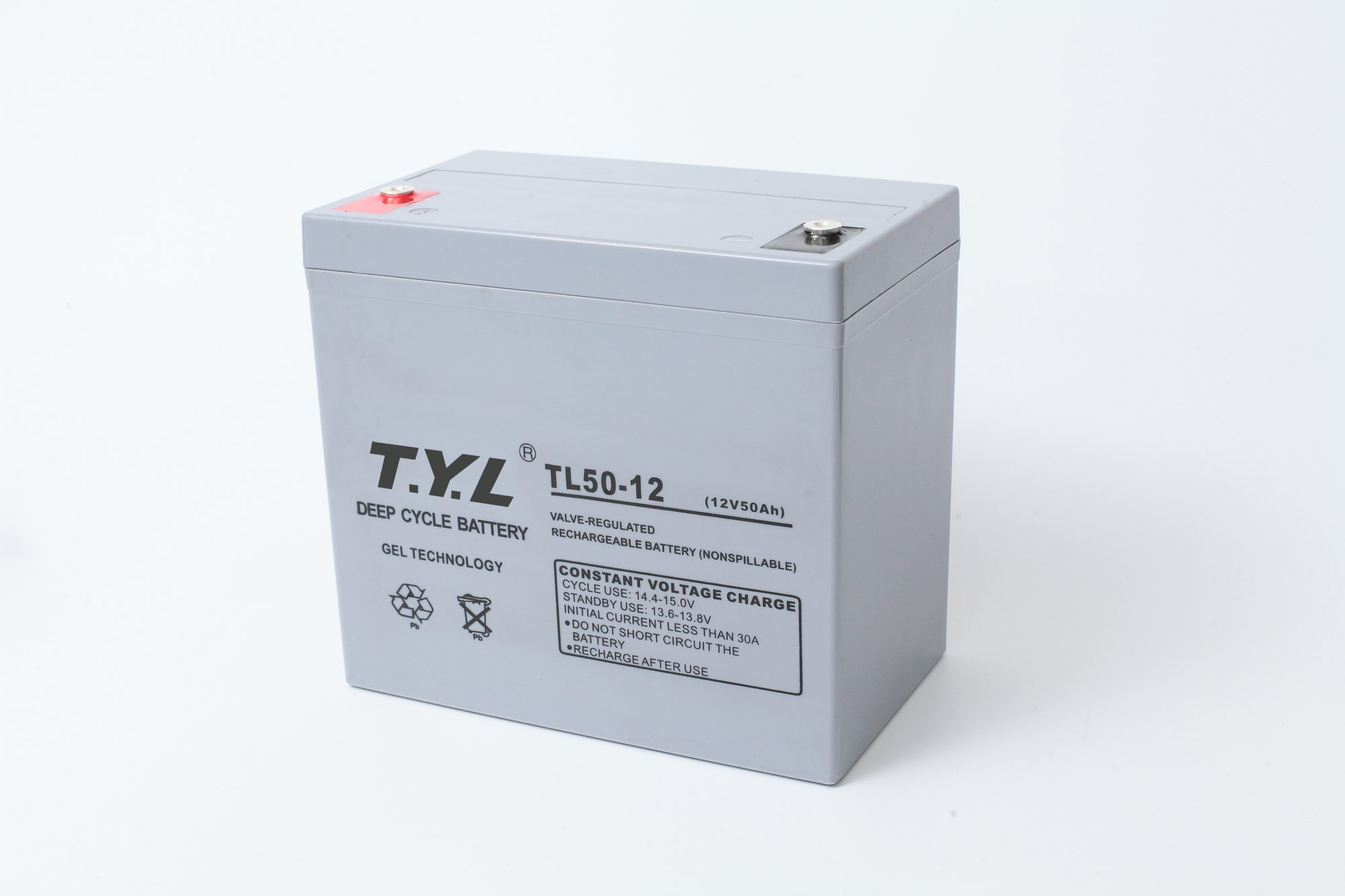 2016 New 12v120ah solar battery OEM