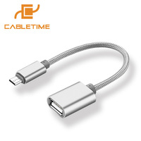 Connector Otg Hub Cable For Tablet
