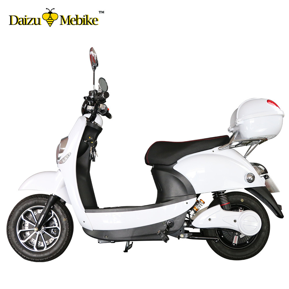 <strong>CE</strong> approved Adult fat tire 2 wheel electric scooter lithium battery non-slip electric motorcycle