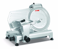 250mm semi-automatic meat slicer, meat saw, ROHS certificate