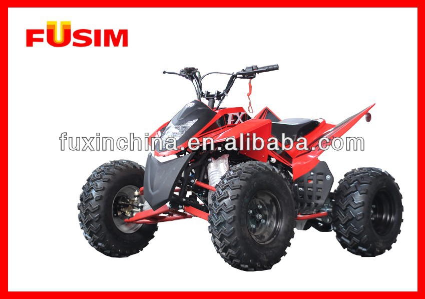 250cc sport ATV Zongshen engine four wheel motorcycle gas quadricycle