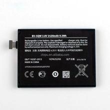 Factory Supply Replacement Battery BV-5QW For NOKIA BV5QW Lumia 930 2420mAh