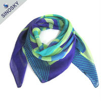 Hot selling high quality fashion scottish cashmere scarf