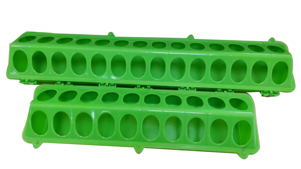 2016 New Type Plastic Pigeon Trough And Quail Feeder