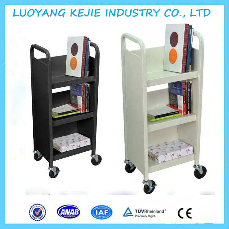Wholesale Book Trolley Library Furniture on Wheels  Alibabacom