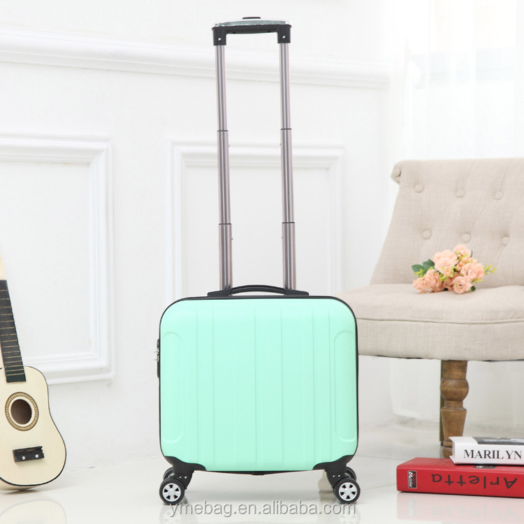 carry-on rolling laptop trolley case for travel trip