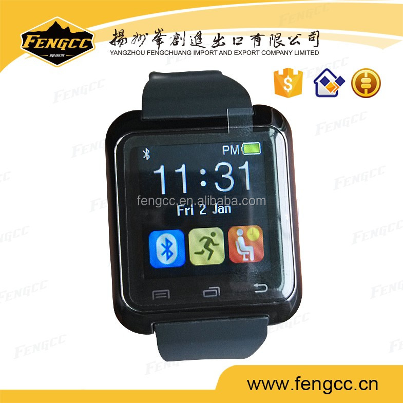 Bluetooth Smart Watch for all the android smart phones