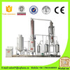 waste motor oil recycling machine with standard diesel recycling for heavy fuel