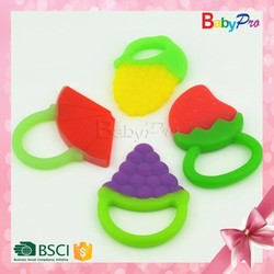 New Products 2015 Innovative China Supplier Funny Baby Teether