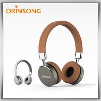 Orinsong Customized LOGO bluetooth wireless headset Stereo Bluetooth Headphone