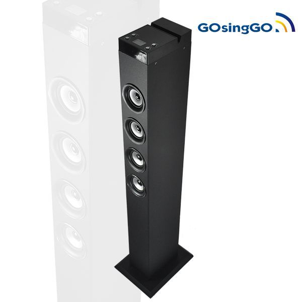 2.1 bluetooth WIRSS speakers WITH SUBWOOFER bluetooth tower speaker 36w