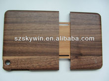Raw wood tablet case for ipad air New case wood