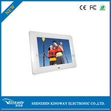 "Hot 2017 good quality 7""/8""/ 10"" inch multi-media led display screen/digital picture frame---KINOWAY"