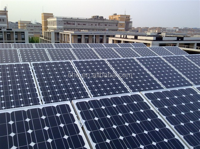 CHC high quality easy install 20kw solar panel system price