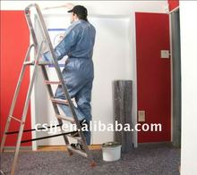 nonwoven paint mat/nonwoven mat for painting , PE coated non-woven paint mat(floor protection)