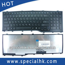 Laptop Keyboard for Fujitsu Lifebook AH532 A532 N532 NH532 Series US Teclado