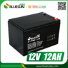 Bluesun good price small 12 volt 12ah battery for electric toy car